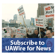 Subscribe to UAWire